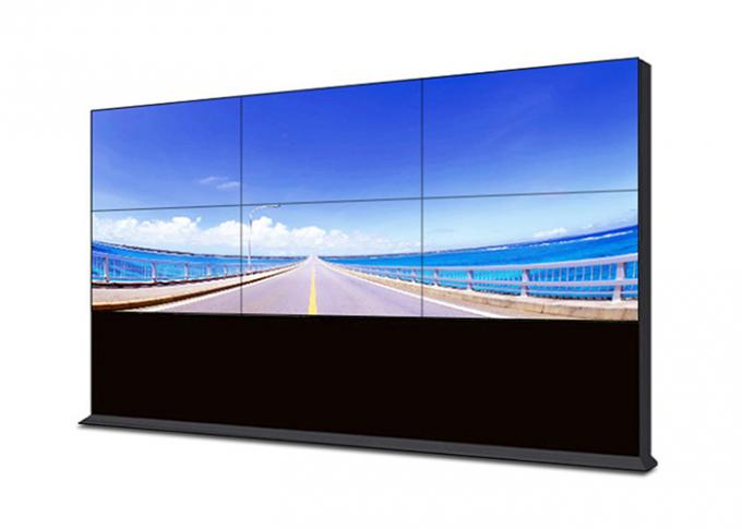 Remote Control Lcd Video Wall Display , 4k Video Wall Display For