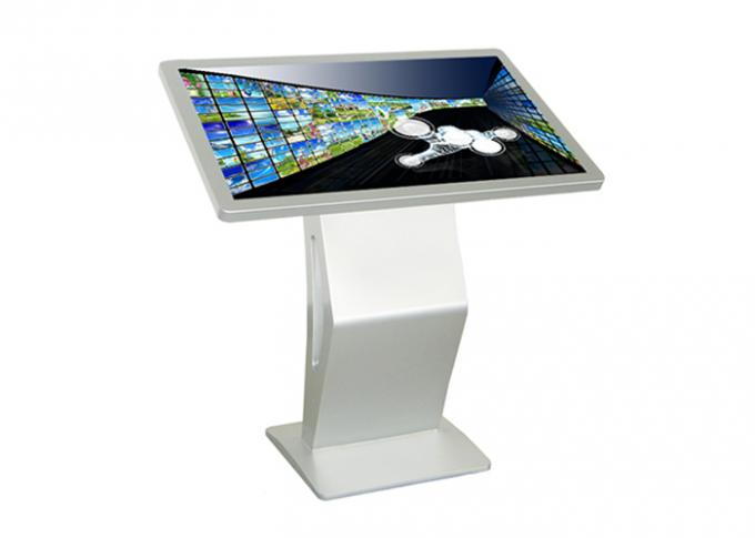 Horizontal Touch Screen Exhibition Display , 50 Inch Office