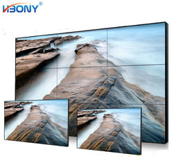 "China 55"" Samsung DID Ultra Narrow Bezel LCD Video Wall for Monitoring Room supplier"
