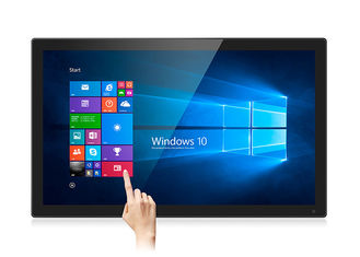 IR 10 Points Writing Large Touch Screen Monitor Support Windows Android OS