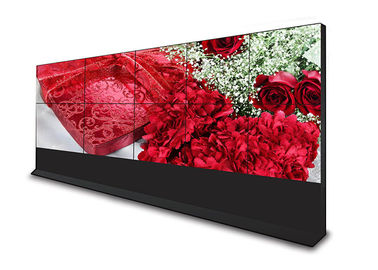 High Brightness Multi Screen Video Wall Super Wide Visual Angle 178 ° Light Weight