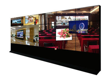 Ultra Thin Multi Screen Display Wall , Compatible Video Wall Display Monitors