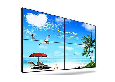 Full HD Multi Screen Video Wall , High Refresh Rate Interactive Multi Touch Display