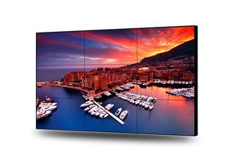 High Definition Touch Screen Video Wall Wide Viewing Angle For Advertising Display