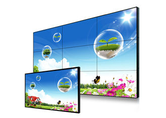 1.8mm Bezel Video Wall Touch Screen , High Performance Interactive Video Wall