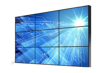 Compatible Seamless LCD Video Wall High Refresh Rate Remote Control Function