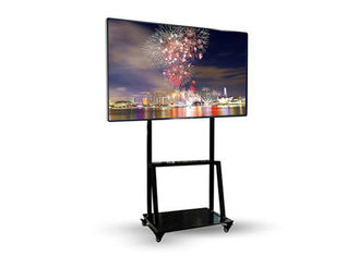 Full HD Smart Interactive Whiteboard 75 Inch Low Radiation For Conference Rooms