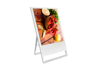 China High Resolution Floor Standing Digital Signage 32 Inch Light Weight For Advertising supplier