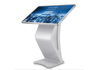 Shopping Mall Touch Screen Digital Signage 49 Inch For Information Display