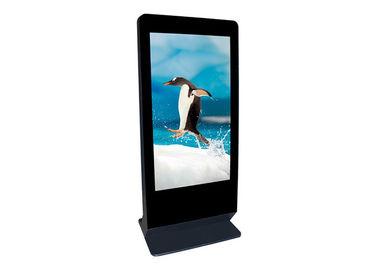 Compatible Digital Advertising Display Screens , High Definition Electronic Signage Display