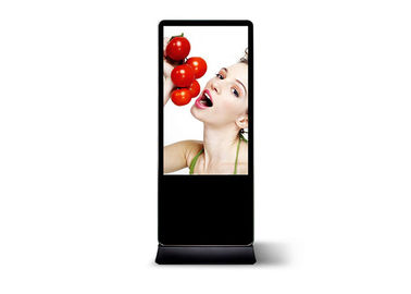 Indoor Digital Advertising Display , Full HD Ultra Thin Retail Digital Signage