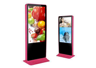 Subway Indoor Digital Signage 1920 * 1080 Resolution Support Network LAN / WIFI / 3G