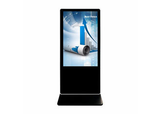 Commercial Advertising Kiosks Displays , Shopiping Mall Digital Signage Display Stands