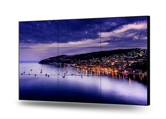 Resolution 1920 * 1080 Seamless LCD Display , 55 Inch Seamless Video Wall LCD Monitors