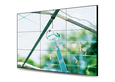 China High Definition LCD Wall Display , Ultra Thin Bezel Video Wall Wide Viewing Angle supplier