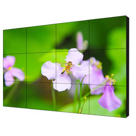 Indoor Touch Screen Video Wall 49' Ultra Narrow Bezel Advertising Displayer For Conference Room