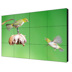 46'' Video Wall Screens 3.5mm Ultra Narrow Bezel FHD 1080P LED Backlight For Studio