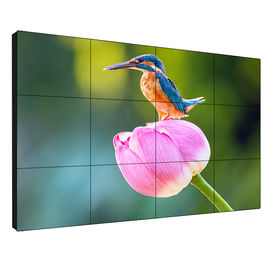 Original Korea Panel 46' Lcd Video Wall With Controller , HD Splitter