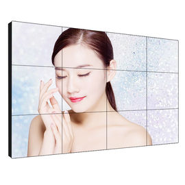 49'' 1080P Flexible 3X4 Seamless Video Wall Displays 500cd/M2 Brightness