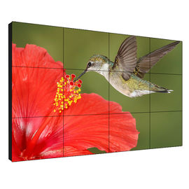 Full Color 1080p Seamless LCD Video Wall Slim Bezel DID Screen for Multiple Monitor