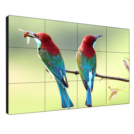 Meeting Room Seamless LCD Video Wall 55 Inch LG Multi Screen 178 Degree Full Visual Angel