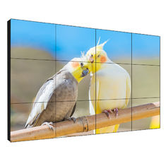 Widescreen 55'' Seamless LCD Video Wall 178° Full View Angle 1080 FHD Resolution