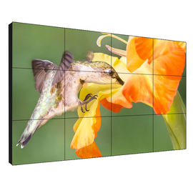 220W TFT Indoor Splicing Lcd Video Wall Screens 1920*1080 Resolution For 1 Year Warranty