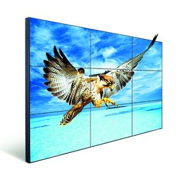 Big Screen Smart Seamless LCD Video Wall Multimedia 1920*1080 Resolution