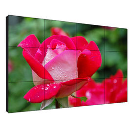 High Definition Seamless Video Wall Lcd Monitors Indoor 55'' For Exhibition Show