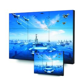 Indoor TFT Screen LCD Video Wall 49' Ultra Narrow Bezel For Conference Room