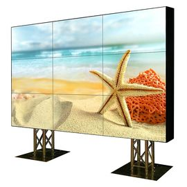 46 Inch LCD Video Wall , Multi Screen Display Wall HD Solution One Year Warranty