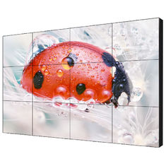 49 Inch Seamless LCD Video Wall LED Backlight Samsung Ultra Narrow Bezel Panel