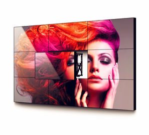 FCC CE Touch Screen Video Wall , Digital Signage Video Wall 200W Quick Response
