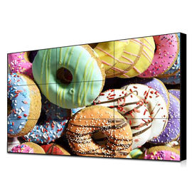 CE High Brightness Touch Screen Wall Display Full HD 55 Inch Seamless Large Panel