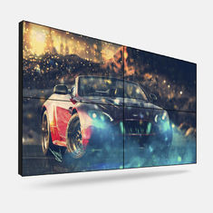 Indoor TFT Seamless LCD Video Wall 49 Inch 1.8mm Super Narrow Bezel 1080FHD For Exhibition