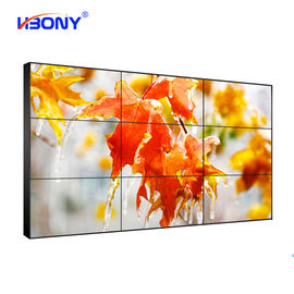 Media Display Splicing Multi Screen Video Wall Indoor Samsung Panel 46 Inch For Office