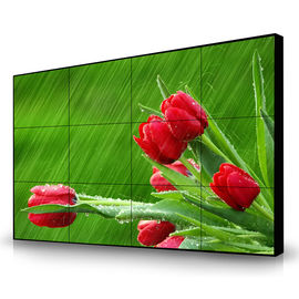 Full Color Seamless Touch Screen Video Wall 46'' High Definition 500 Nits Brightness