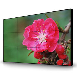 Widescreen 49'' Seamless LCD Video Wall 178° Full View Angle Original Panel