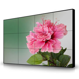 China 49'' 1080P Flexible 3X4 Seamless Video Wall Displays 500cd/m2 Brightness TFT Type supplier