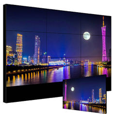 220W Indoor Seamless LCD Video Wall High Definition 55 Inch 1 Year Warranty