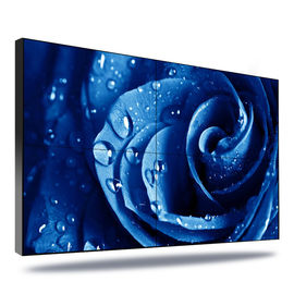 Fast Response Seamless Touch Screen Video Wall 46 Inch 3.5mm Bezel 1 Year Warranty