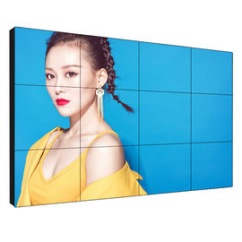 8ms Response Time Widescreen Seamless LCD Video Wall 60000 Hours Service Life