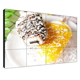 Led Backlit Seamless LCD Video Wall 49'' 1920*1080P Resolution For Exhibition Show