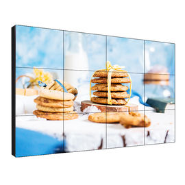 Seamless 46 Inch Video Wall Lcd Monitors Lower Consumption With CE RoHS Certification