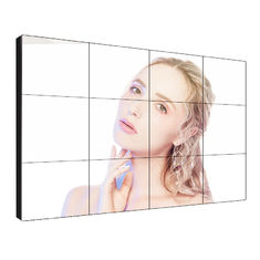 1920*1080FHD Narrow Bezel Video Wall , 500 Nits Lcd Video Display For Monitering Center