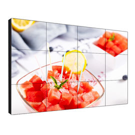 1080FHD Seamless LCD Video Wall 46'' Lower Consumption With FCC CE RoHS Certification