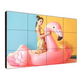 China Original Panel A- Si TFT- LCD Touch Screen Video Wall 1920*1080 High Resolution supplier