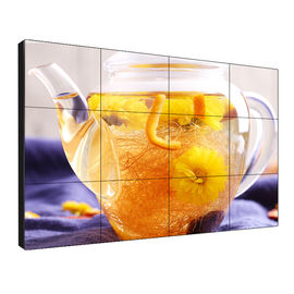 China Backlit LED Video Wall Lcd Monitors , 55 Inch Large Video Wall Displays LG Panel supplier