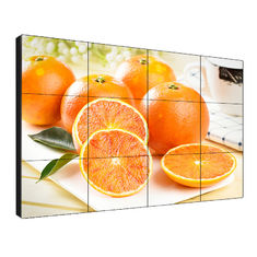 China Long Life 55 Inch Lcd Video Wall High Contrast Ratio 4500/1 500 Nits Brightness supplier