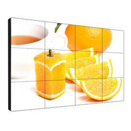 55 Inch Lcd Touch Screen Video Wall Narrow Bezel With Contrast Ratio 4500/1